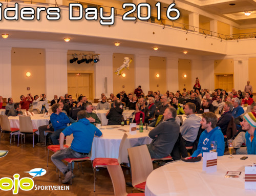 Die Mojos beim Styrian Gliders Day 2016